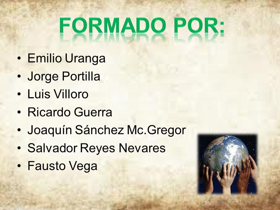 Emilio Uranga Jorge Portilla Luis Villoro Ricardo Guerra Joaquín Sánchez Mc.Gregor Salvador Reyes Nevares Fausto Vega