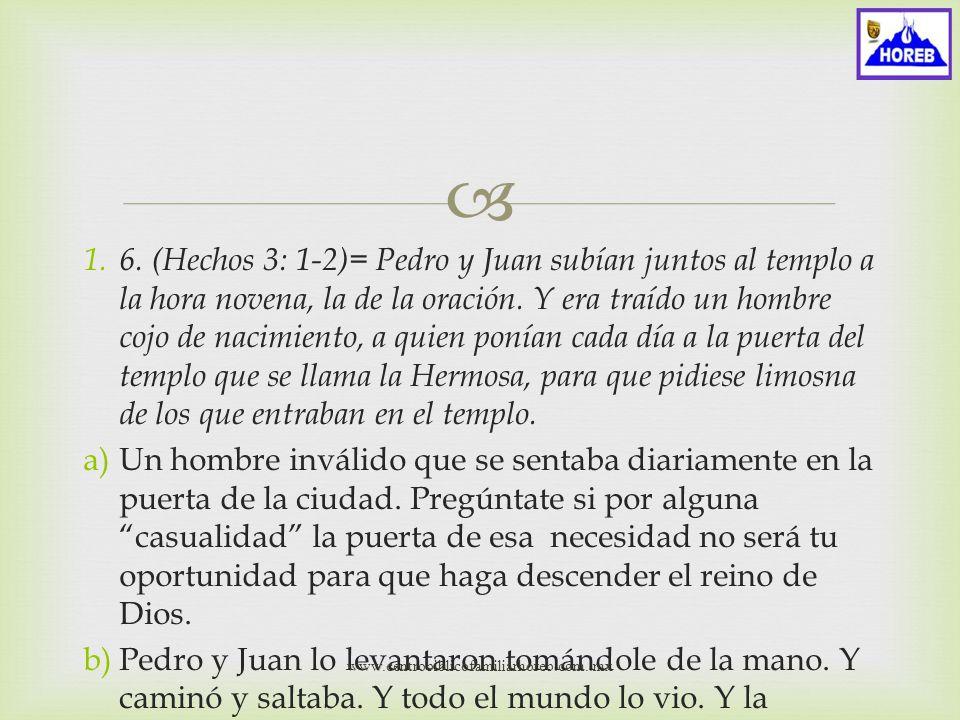 www.centrobiblicofamiliarhoreb.com..mx Otros Ejemplos: