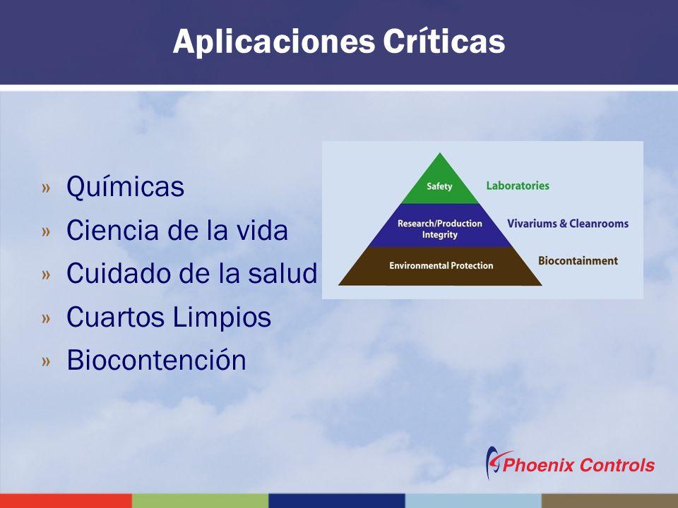 Aplicaciones Críticas »Químicas »Ciencia de la vida »Cuidado de la salud »Cuartos Limpios »Biocontención