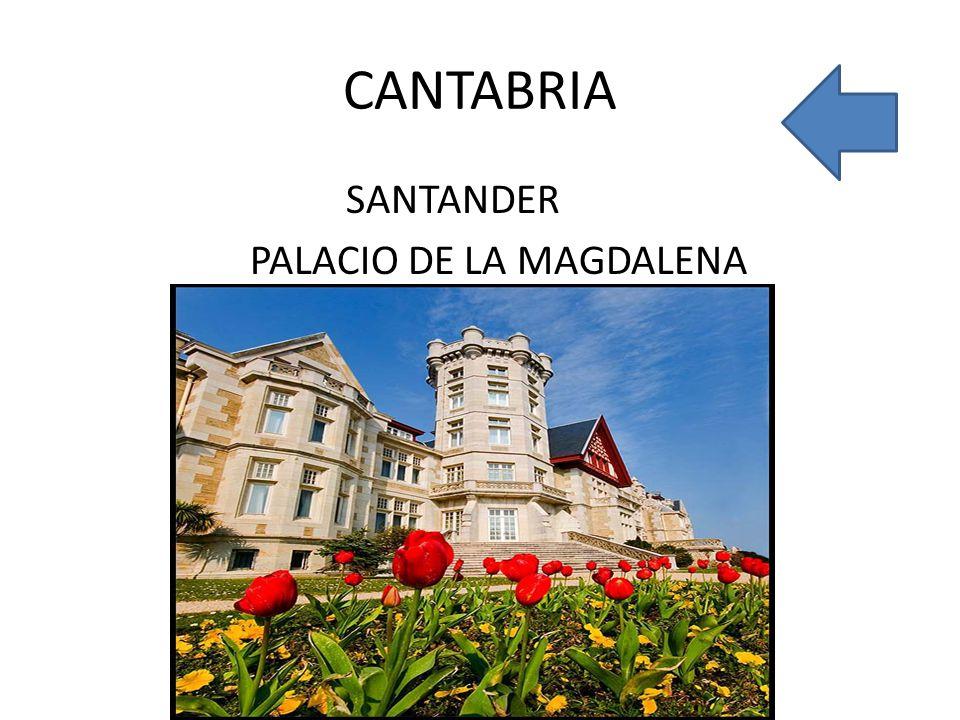 SANTANDER PALACIO DE LA MAGDALENA