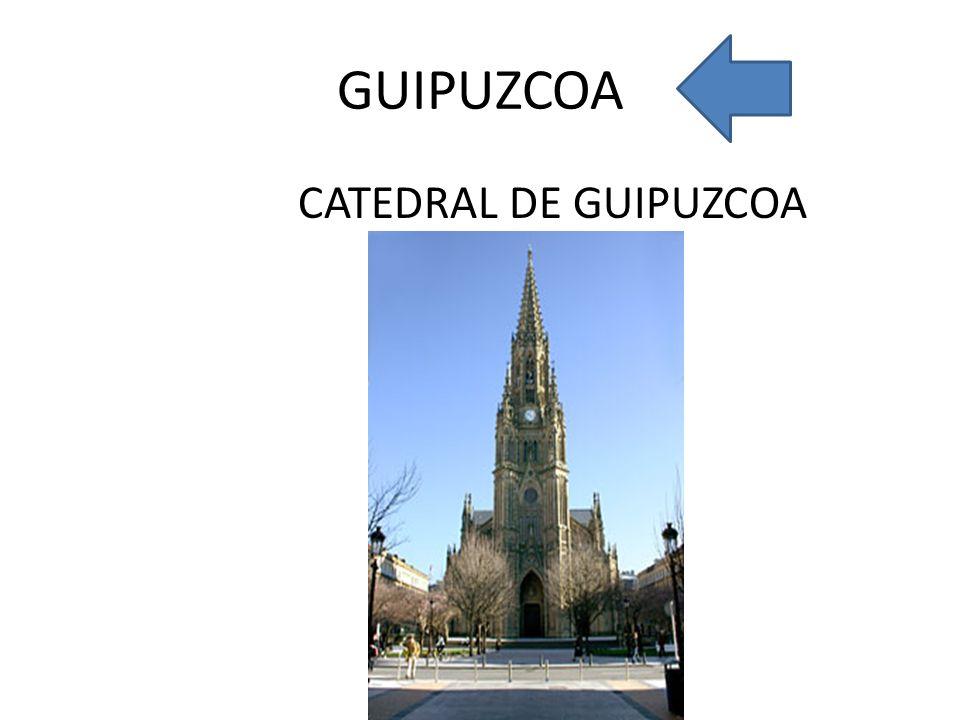 GUIPUZCOA CATEDRAL DE GUIPUZCOA
