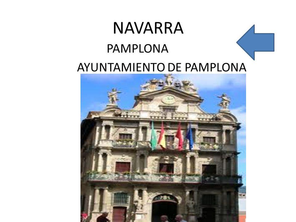 PAMPLONA AYUNTAMIENTO DE PAMPLONA