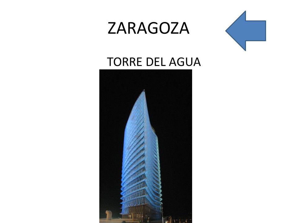 ZARAGOZA TORRE DEL AGUA