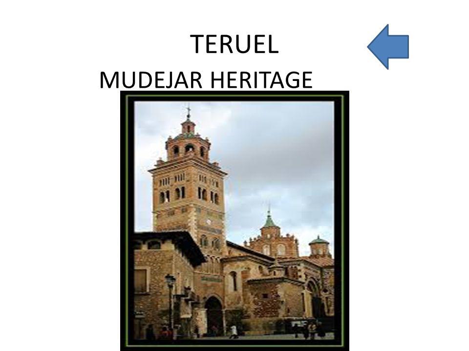 TERUEL MUDEJAR HERITAGE