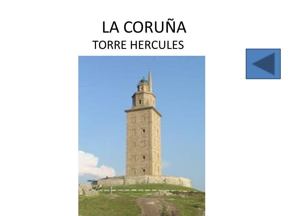 LA CORUÑA TORRE HERCULES