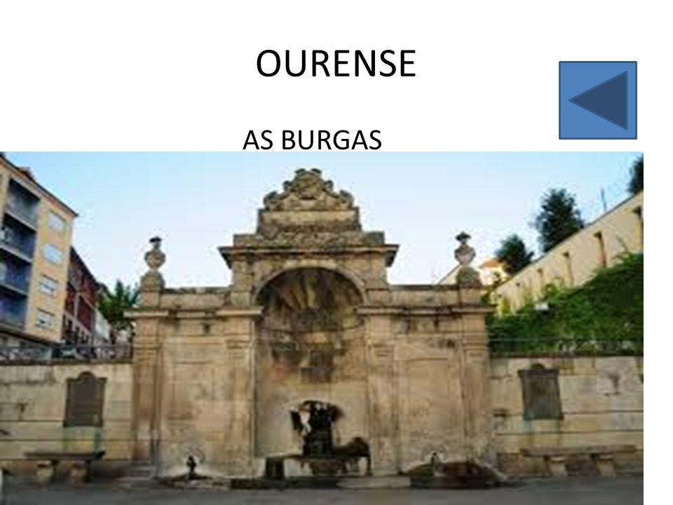 OURENSE AS BURGAS