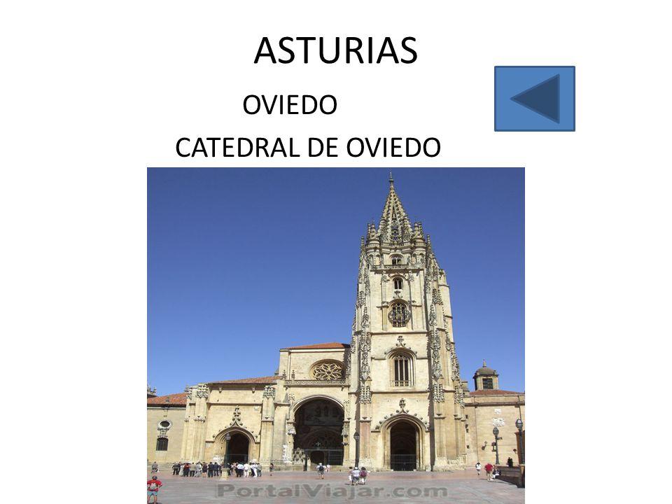 OVIEDO CATEDRAL DE OVIEDO