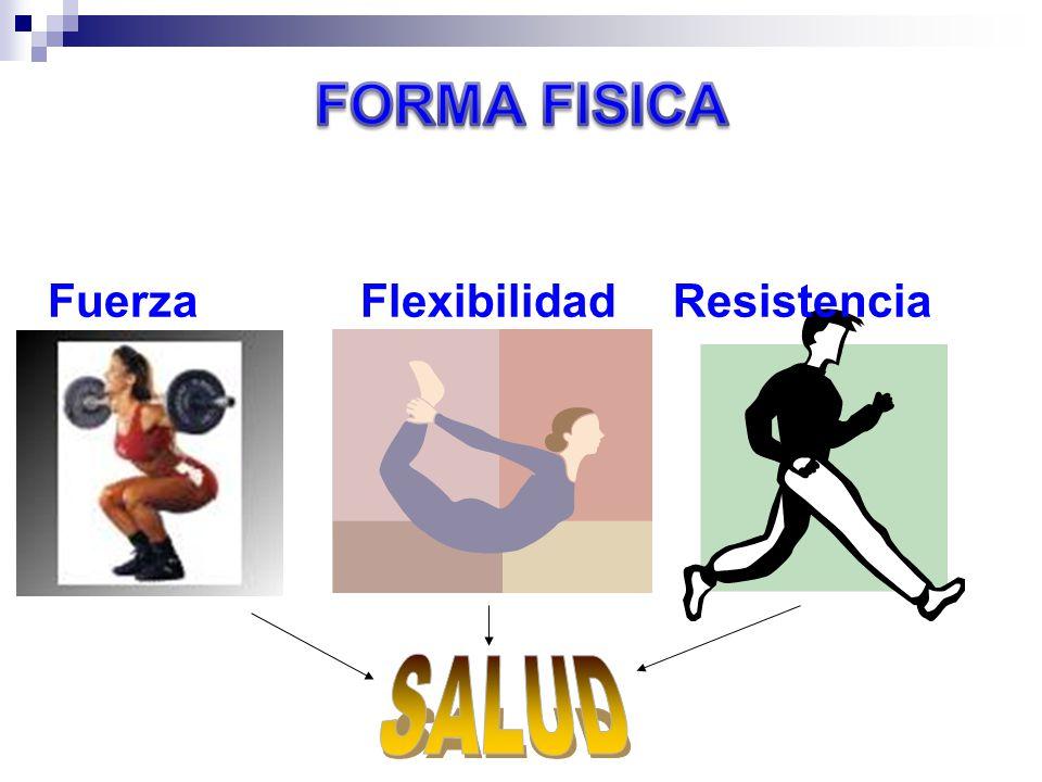 Fuerza Flexibilidad Resistencia