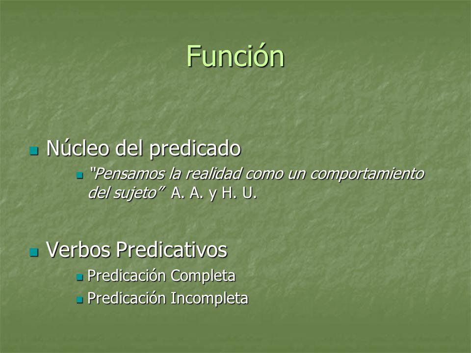 Clasificación verbal por el modo de la acción Perfectivos.