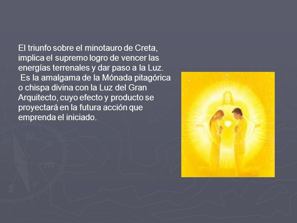 EL MINOTAURO DE CRETA Minos, rey de la isla de Creta, ebrio de poder y ostentación, extraviado de sí, impetra del Dios Neptuno un obsequio de incalcul