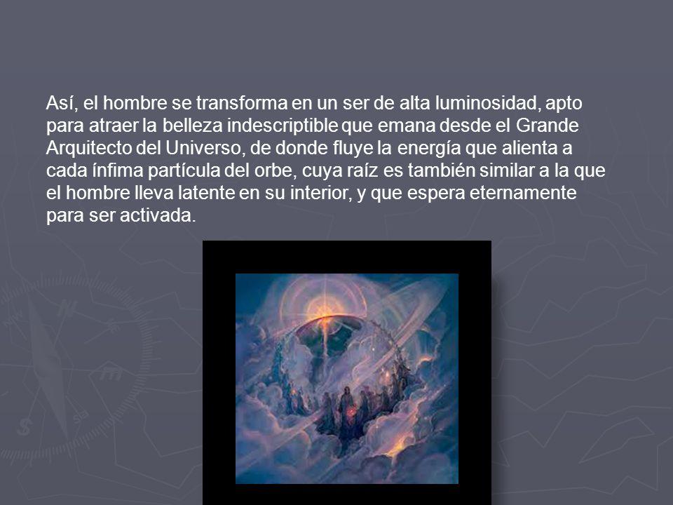 Hércules representa la materia en evolución, separada de su origen primigenio, razón por la cual aún está sometido al proceso de ciclos de perfección,