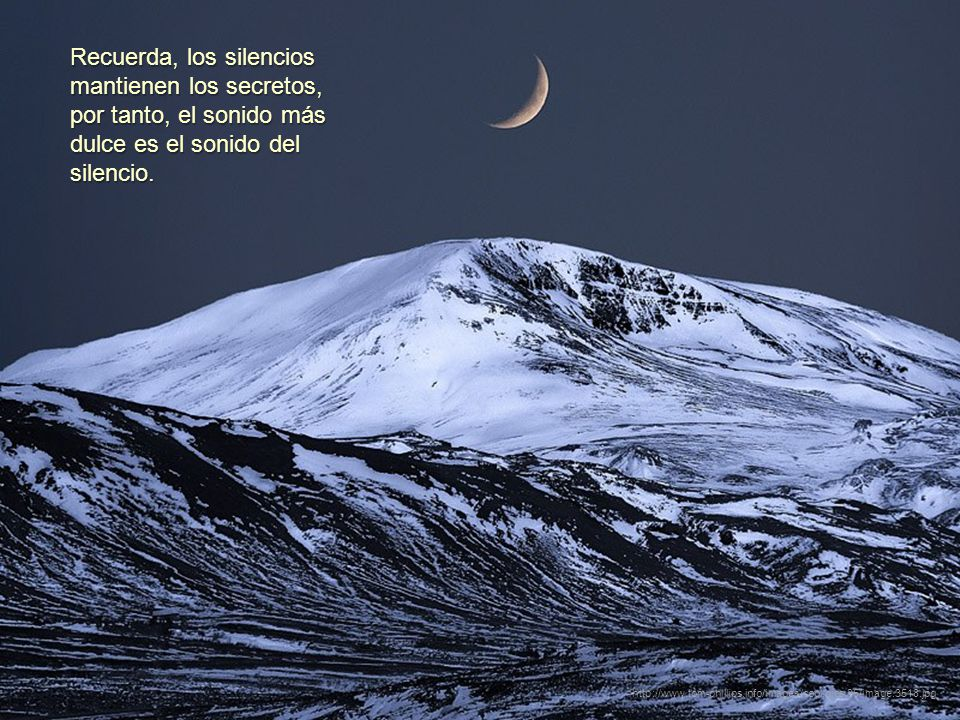 El silencio del alma Neale Donald Walsch Hacer click para continuar http://www.tom-phillips.info/images/cool.pics.35/image.3510.jpg