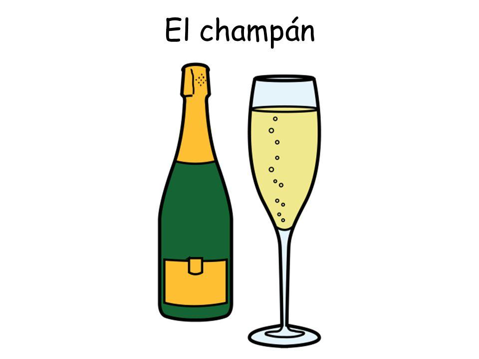 El champán
