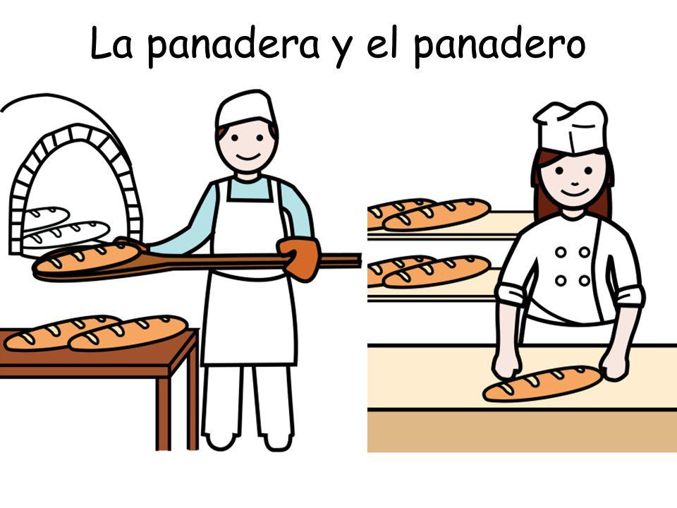 La panadera y el panadero