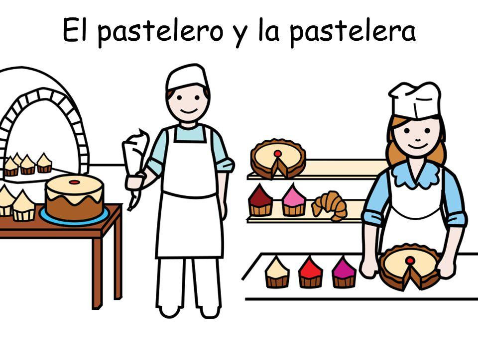 El pastelero y la pastelera