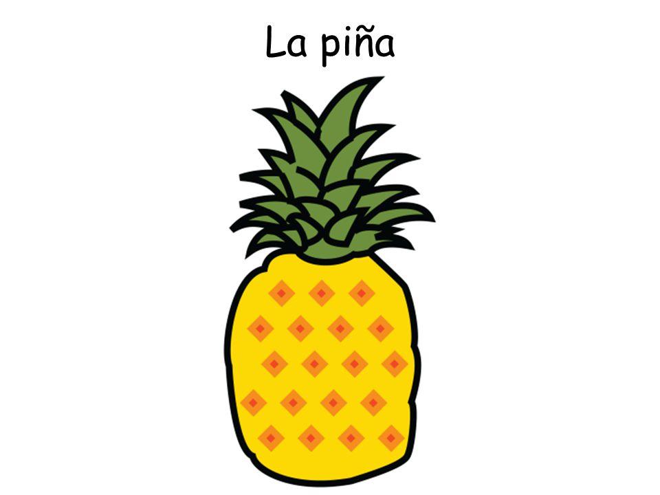 La piña