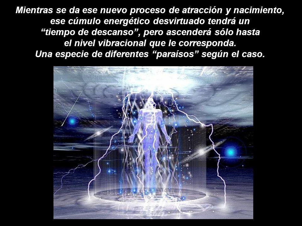 Éstas condiciones físicas y circunstanciales perfectas atraídas, serán asignadas por el mismo universo según la Ley de Causa y Efecto.