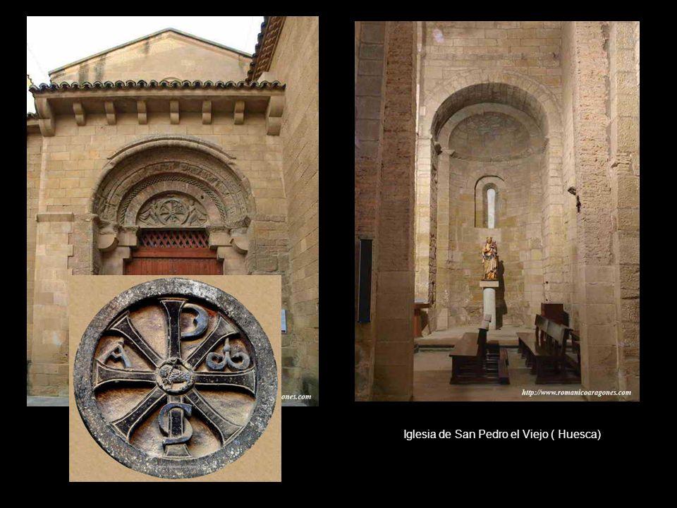 Iglesia de San Pedro el Viejo ( Huesca)