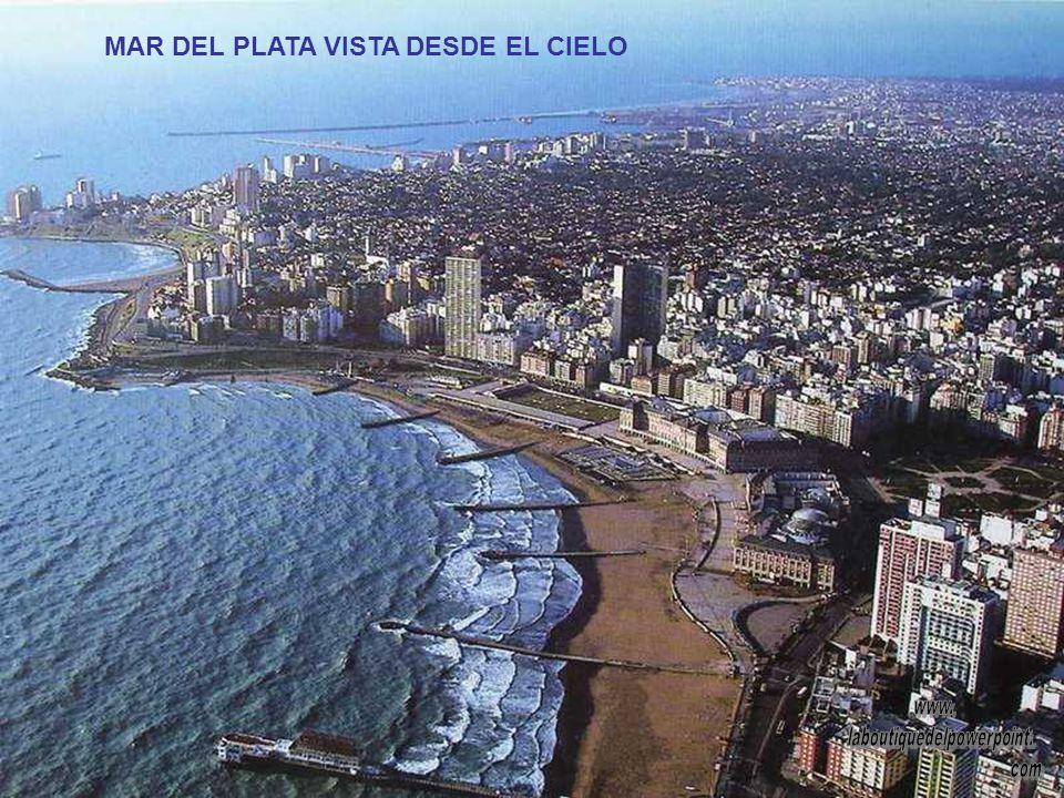 Mar del Plata o Mardel, como se la conoce normalmente, es el centro turístico mas importante del país, como así lo demuestra la afluencia de turistas