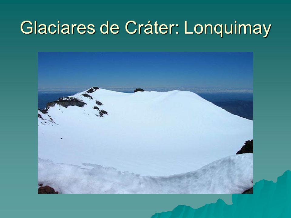 Glaciares de Cráter: Lonquimay