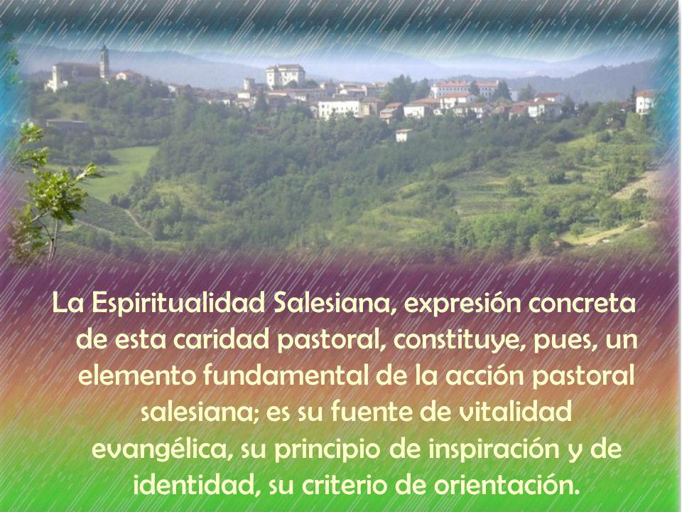 EN LA ESPIRITUALIDAD JUVENIL SALESIANA ES FUNDAMENTAL LA VIVENCIA DEL ASOCIACIONISMO