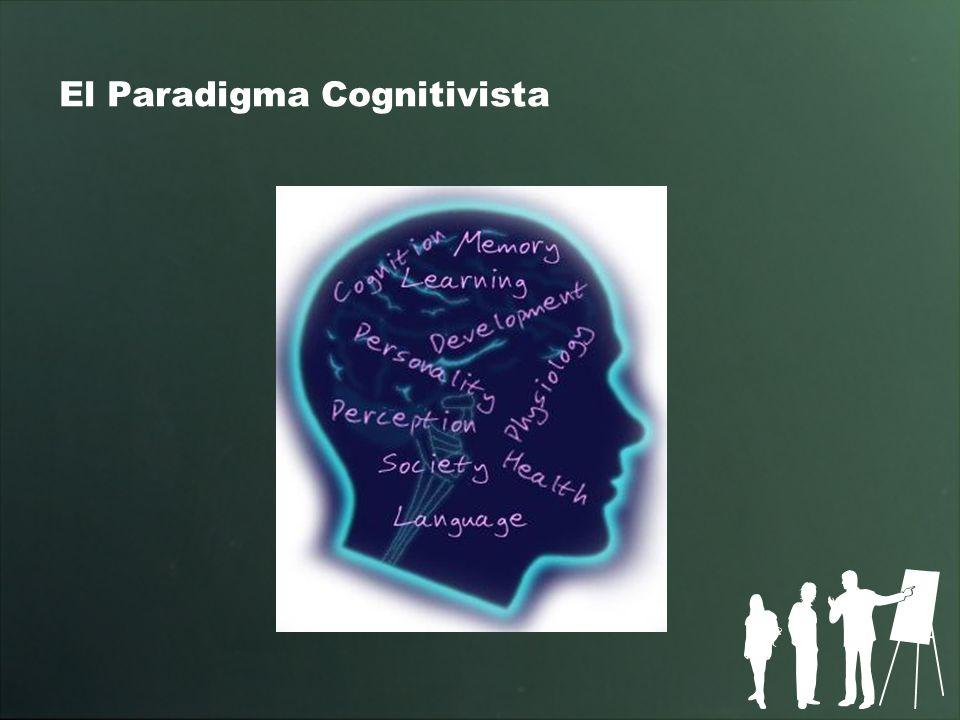 El Paradigma Cognitivista