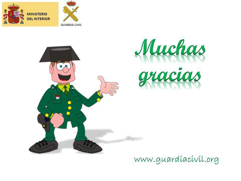 GUARDIA CIVIL MINISTERIO DEL INTERIOR www.guardiacivil.org