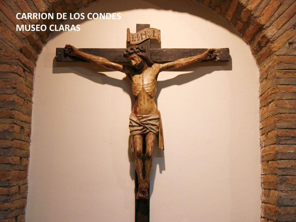 CARRION DE LOS CONDES MUSEO CLARAS