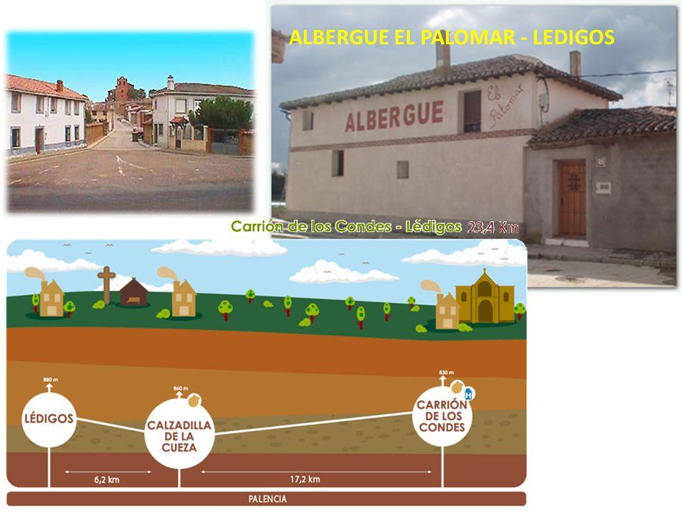 ALBERGUE EL PALOMAR - LEDIGOS