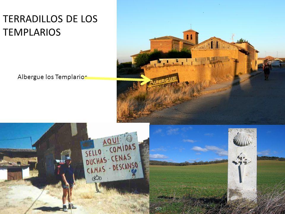 TERRADILLOS DE LOS TEMPLARIOS Albergue los Templarios