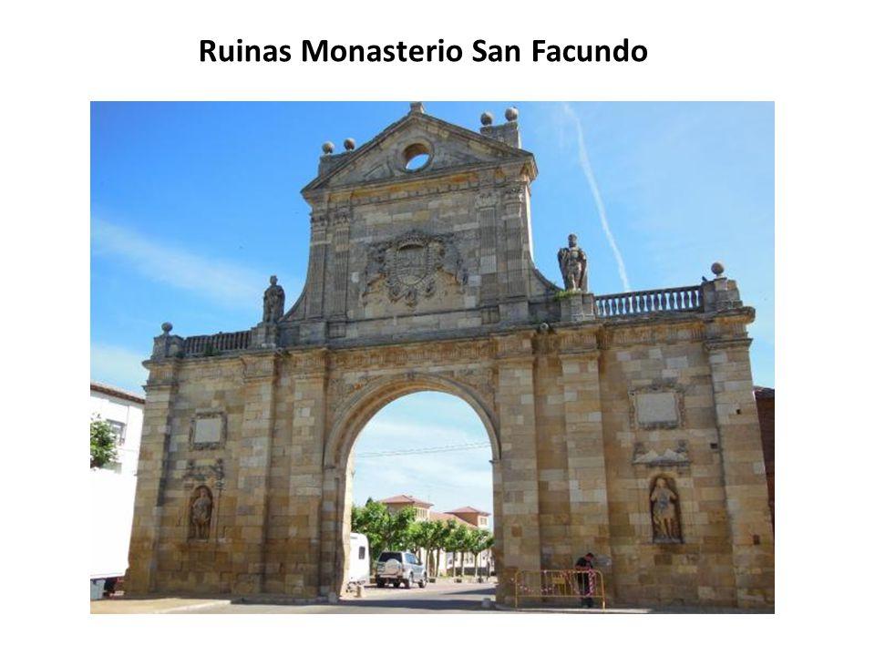 Ruinas Monasterio San Facundo