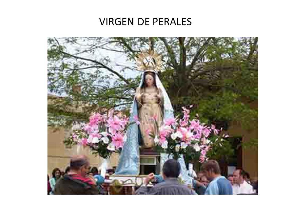 VIRGEN DE PERALES