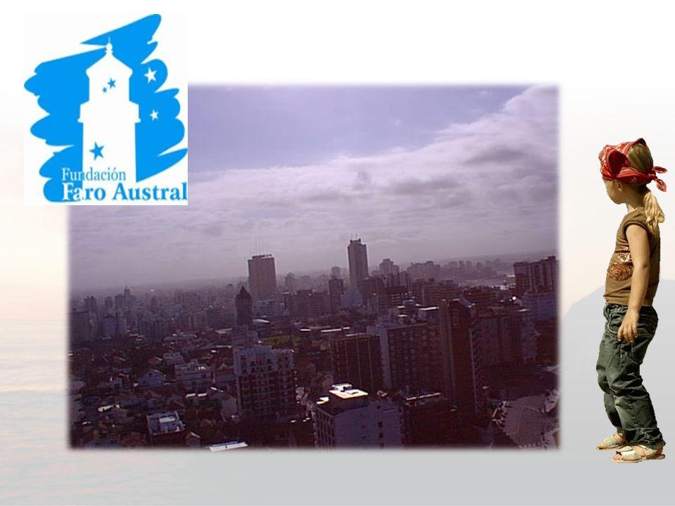 Fundación Faro Austral ¡¡¡PRESENTA!!.Stiker para elcomercio.