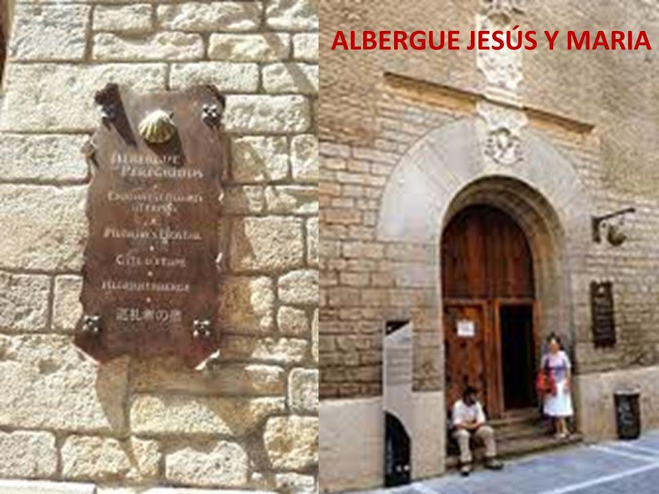ALBERGUE JESÚS Y MARIA