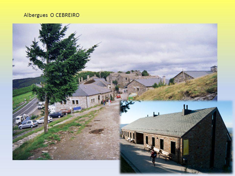 Albergues O CEBREIRO