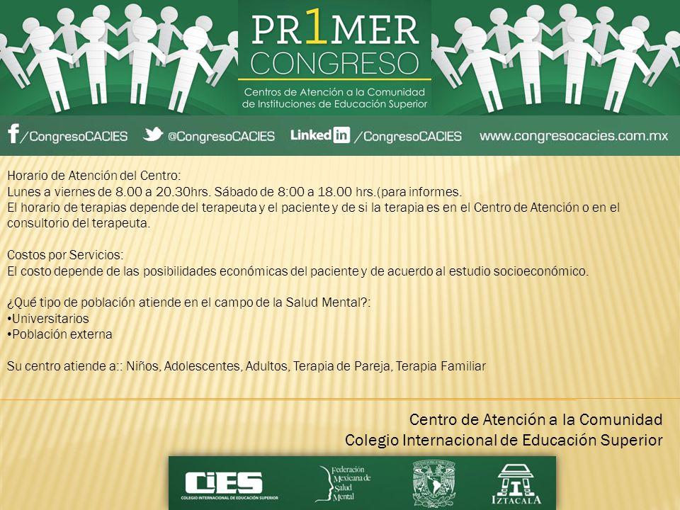 Centro Interdisciplinario de Educación Temprana Personalizado (CIETEP) B) DOCENCIA O ENSEÑANZA (DIRIGIDA A TODA PERSONA RESPONSABLE DEL MENOR, PROFESIONAL O NO PROFESIONAL).