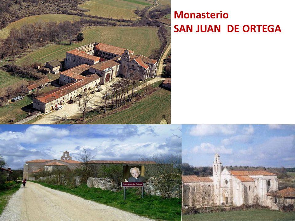Monasterio SAN JUAN DE ORTEGA