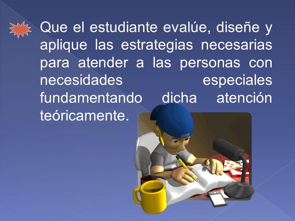 OBJETIVOS DEL ÁREA Poner al estudiante en contacto con la realidad social, dotándolo de los medios necesarios para resolver los problemas de rehabilit