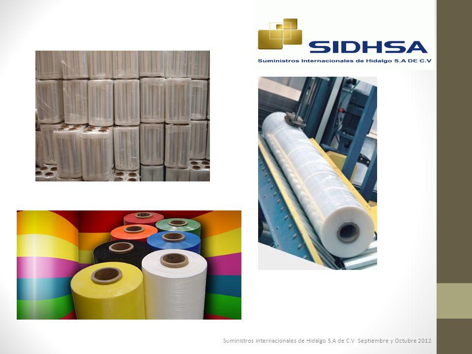 Nuestros Productos « Bolsas y sacos» Bolsa de polietileno natural: Oxobiodegradable en calibres 150- 400 cualquier medida que requiera el cliente.