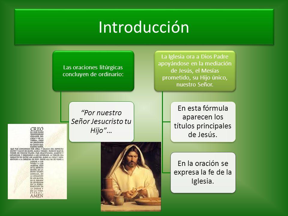 HIJO DE DIOS Jesús es Hijo de Dios de una manera singular y única.