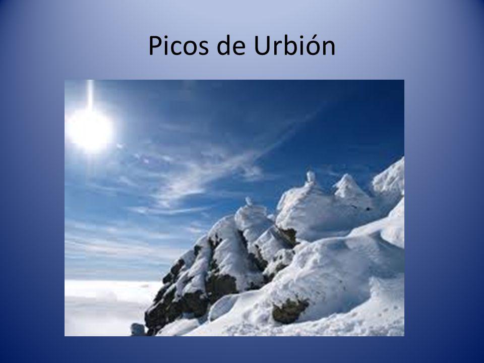 Sistema Ibérico que está formado por: