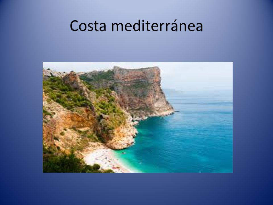 Costa atlántica Costa atlántica de Galicia Costa atlántica de Andalucía