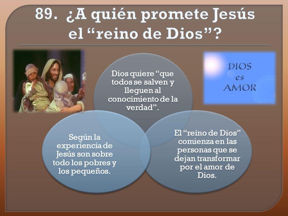Incluso las personas que están alejadas de la Iglesia encuentran fascinante que Jesús, con una especie de amor preferencial, se dirija primero a los excluidos sociales.
