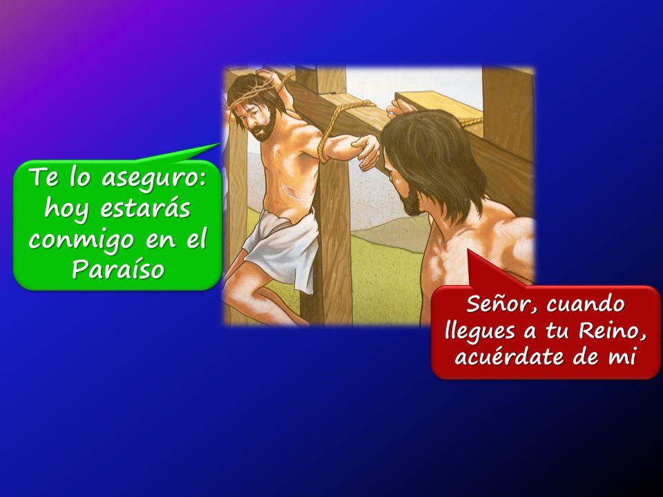 Por encima de la cabeza de Jesús había un letrero escrito en griego, latín y hebreo que decía:
