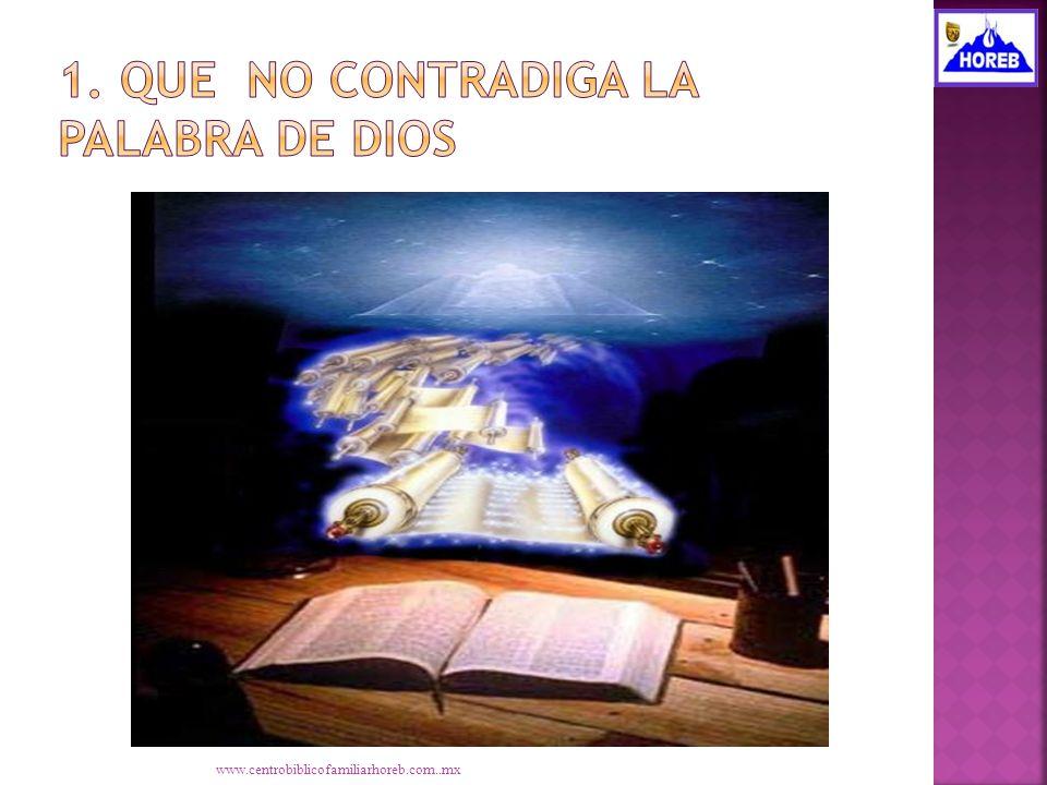 Además de los seis pasos anteriores podemos conocer la voluntad de Dios utilizando otras herramientas sobre todo en casos donde la Biblia no marca cla