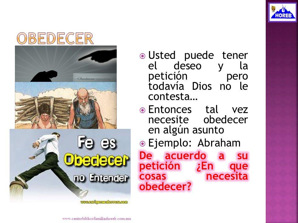 www.centrobiblicofamiliarhoreb.com..mx DESDE EL PUNTO DE VISTA BÍBLICO