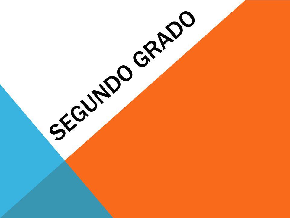 SEGUNDO GRADO