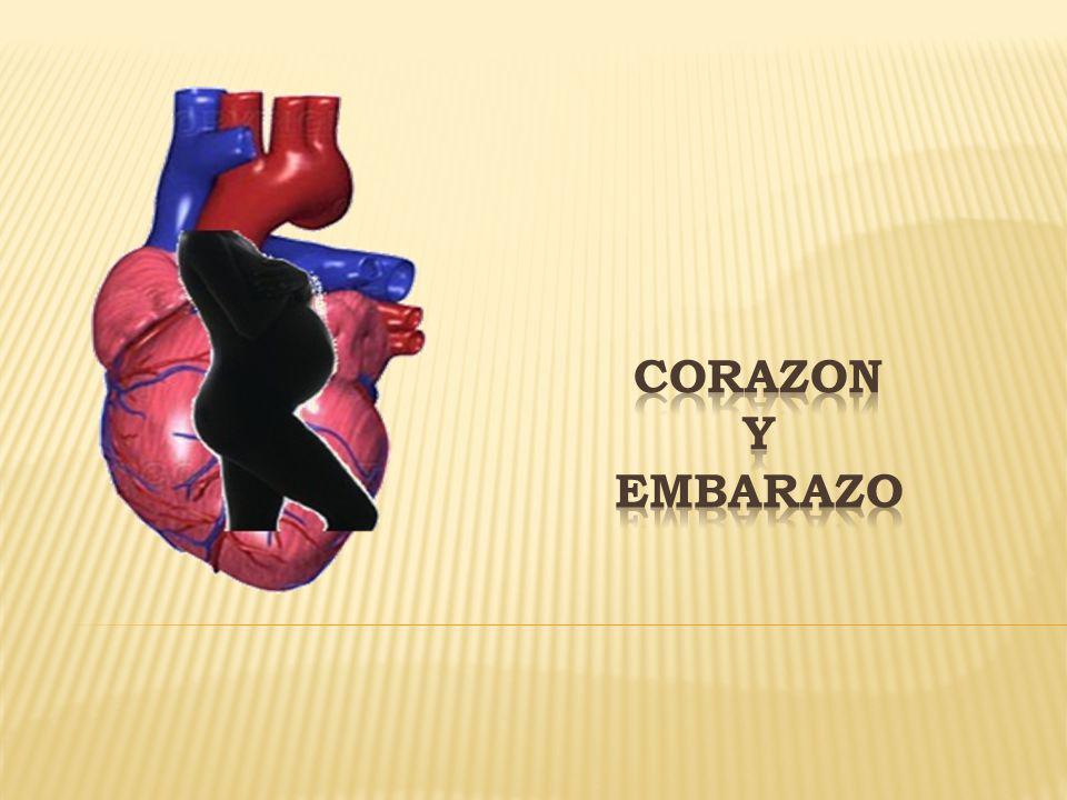Son pocos los padecimientos cardiovasculares que contraindican el embarazo.