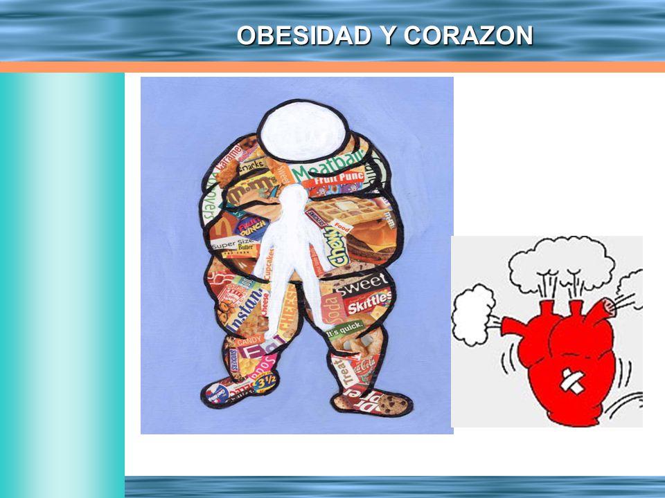 OBESIDAD Y CORAZON