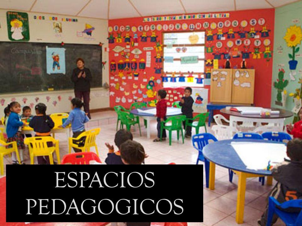 ESPACIOS PEDAGOGICOS